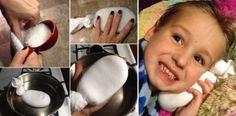 Zázračná soľná ponožka: Domáci recept na ušné infekcie