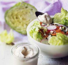 Summer salad/Mummin kesäsalaatti