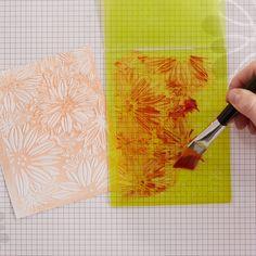 FSJ Embossing Folder Card - use ink on embossing folder to create letterpress effect Card Making Tips, Card Making Techniques, Making Ideas, Embossing Techniques, Embossed Cards, Card Tutorials, Video Tutorials, Paper Cards, Homemade Cards