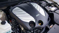 2014 Kia Cadenza Engine