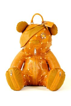 LOUIS VUITTON - Over 30 designers made these unique Fashion Bears for a cause.