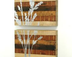 Reclaimed wood wall art by christopheroriginal on etsy for Reclaimed wood portland or