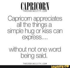 For more interesting fun facts on the zodiac signs… Zodiac Capricorn, All About Capricorn, Capricorn Quotes, Zodiac Signs Capricorn, Capricorn And Aquarius, Zodiac Sign Facts, My Zodiac Sign, Astrology Signs, Zodiac City