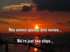 Barry Manilow - tradução - Ships ( Navios )
