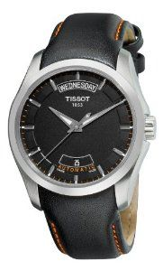 Save $205.21 - Tissot T0354071605101 T Trend Couturier Black  Like, Repin, Share it  #todaydeals #ChristmasDeals #deals  #discounts #sale #Watches