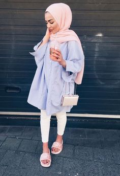 Cute Hijab School Outfits for Muslim Teen Girls Source by iqrapathan outfits school Hijab Fashion Summer, Modern Hijab Fashion, Street Hijab Fashion, Hijab Fashion Inspiration, Islamic Fashion, Muslim Fashion, Modest Fashion, Classy Fashion, Fashion Black