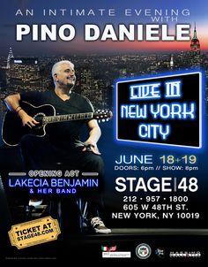 6/18 & 6/19 - Pino Daniele