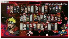 Naruto Senki Blood Moon by Bahringothic (The Last Version) Naruto Games, Mundo Geek, All Friends, Blood Moon, Mobile Legends, Boruto, Geek Stuff, App, Android