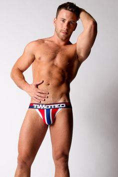 Bruin Collinsworth by Timoteo Ocampo for Timoteo Magnitude underwear