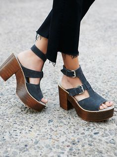 Fever Platform from Free People!