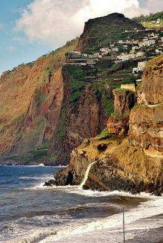 Cabo Girao by Bas1953 Madeira #Portugal