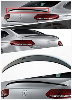 Mercedes W205 C Class Coupe Cabriolet Boot Trunk Lid Spoiler is now available for pre-order. RM499 + FREE AMG Boot Badge. Horch Motorsports 017-210 5779. #W205 #Mercedes #AMG #Spoiler #Benz #C250 #CarbonFiber