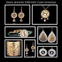 Barbara's Beat: Win $100 Kelka Jewelry Gift Card 12/1
