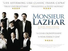 Monsieur Lazhar del director canadiense Philippe Falardeau