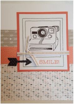 The Inky Scrapper: April Stamp of the Month Blog Hop: Life in Pictures