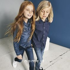 NAME IT has made high quality children's clothes for 30 years. Here is our Autumn/Winter collection 2016 (5-12 years)