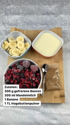 High Protein Snacks, Protein Shakes, Build Muscle, Easy, Strawberry, Healthy Recipes, Dinner, Banana, Almond Milk