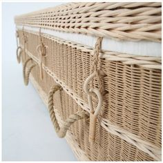 Loom Coffin Green Funeral, Coffin, Loom, Decor, Decoration, Decorating, Fabric Frame, Deco