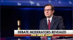 Fox News' Chris Wallace Chosen as Presidential Debate Moderator