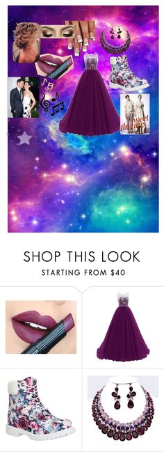 """""""A night to remember"""" by zoeyfrederick on Polyvore featuring Fiebiger, Timberland and Victoria Townsend"""