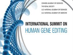 Human Gene Editing Summit Says CRISPR research can proceed
