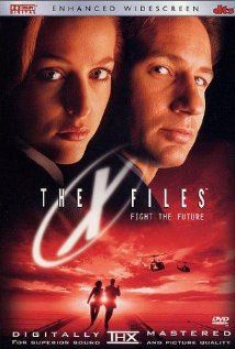 PAST - The X Files (Film)  Mulder and Scully must fight the government in a conspiracy and find the truth about an alien colonization of Earth. (1998)