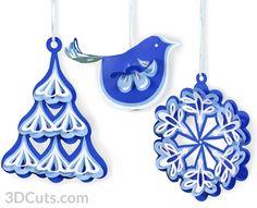 Folk+Art+Ornament+by+3dcuts+BLue.jpg (1024×829)