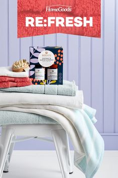 Kick-start the new year with a re-set, re-fresh, and re-org, only at HomeGoods. From stylish storage solutions to colorful bedding and easy updates, give your space a whole new look for way less than you'd expect. Hurry in to HomeGoods for all the home décor ideas needed to make 2021 the best year yet. Air Balloon, Balloons, Colorful Bedding, Dot Art Painting, Décor Ideas, Garlic Bread, Kitchen Essentials, Brunette Hair, Geraniums