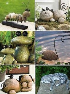 Adorable Decorations For Your Lawn & Garden