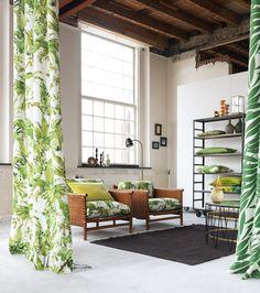 Chivasso fabrics and wallpapers