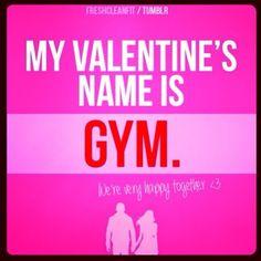 I hate valentines day :) #stayforeverfit