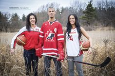 Sibling #Photography cute, might do hockey and cheer for Christmas card