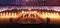 Haendel : Musique des Feux d'Artifice Royaux Chateau Versailles