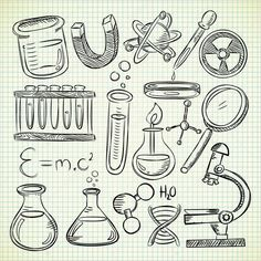 Find Set Science Object Doodle Style stock images in HD and millions of other royalty-free stock photos, illustrations and vectors in the Shutterstock collection. Science Drawing, Science Art, Science Activities, Science Projects, Science Fiction, Science Notebook Cover, Science Doodles, Note Doodles, Science Notes