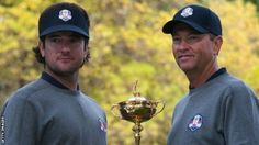 Ryder Cup 2016: Bubba Watson named as fifth United States vice-captain - BBC Sport