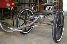 Regal Mini Sulkies: Products - Dog Cart