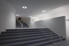 sousasantos arquitectos: rafael bordalo pinheiro secondary school, lisbon