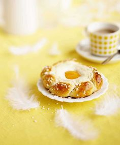 Gourmet Recipes, Baking Recipes, Finnish Recipes, Tasty Pastry, Sweet Pastries, Easter Recipes, Easter Food, Easter Ideas, Something Sweet