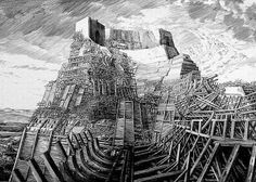 #babel tower, #bible, #gods and monsters