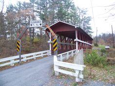 Colvin Covered Bridge  Bedford Co, PA