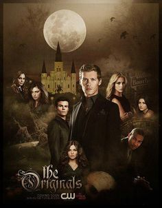 fan made poster the originals