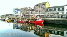 The quayside - Barbican, Plymouth