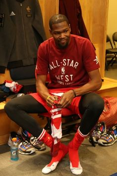 Kevin Durant All-Star Weekend 2016