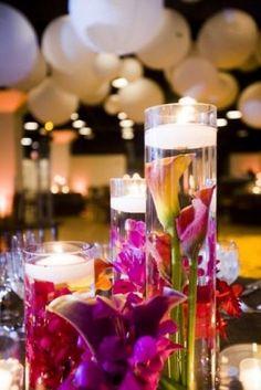décoration de table mariage chic et glamour Décoration De Table Mariage Chic,  Deco Table Mariage