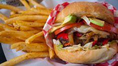 Canyon Grill - Really really really good burgers. Really.