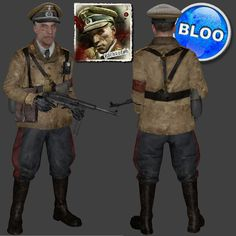 Richtofen from Call of Duty...He's amazing