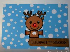 Kid-Friendly Christmas Cards from @Latrice Gray Murphy