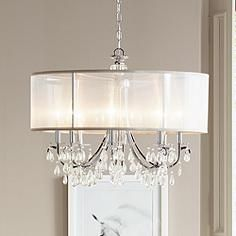 "Hampton Collection 32"" Wide Chandelier"