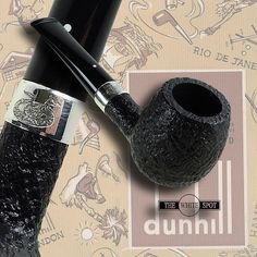 Dunhill Year of the Snake - Dunhill Pipes - Alpascia
