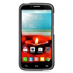 Alcatel One-Touch Fierce 2 7040T Rubber Phone Case #PH-PSACTL7040TR01